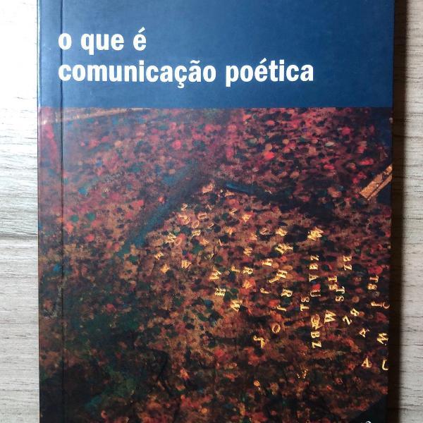 o que é comunicação poética
