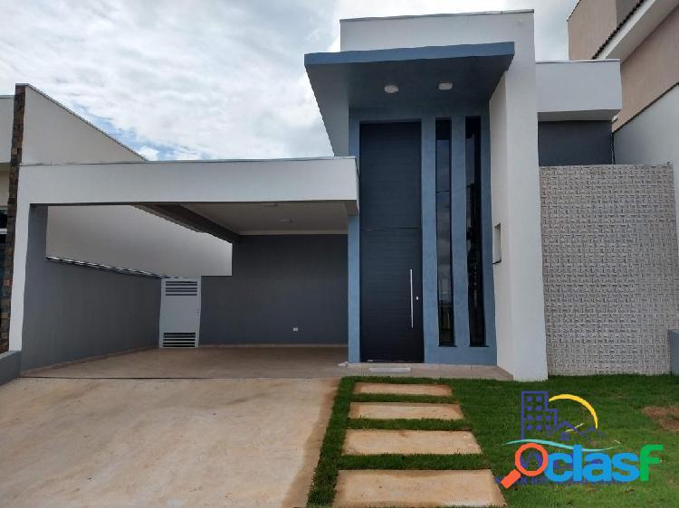 Casa TÉRREA em CONDOMÍNIO - AT 250m²