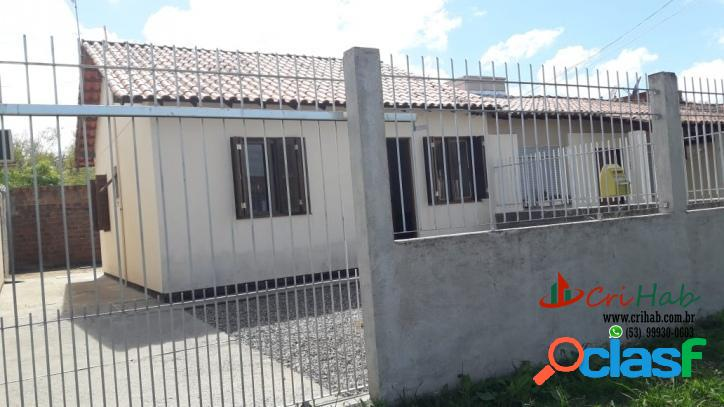 Cohab Tablada - Casa nova 2 dormitórios, próximo ao