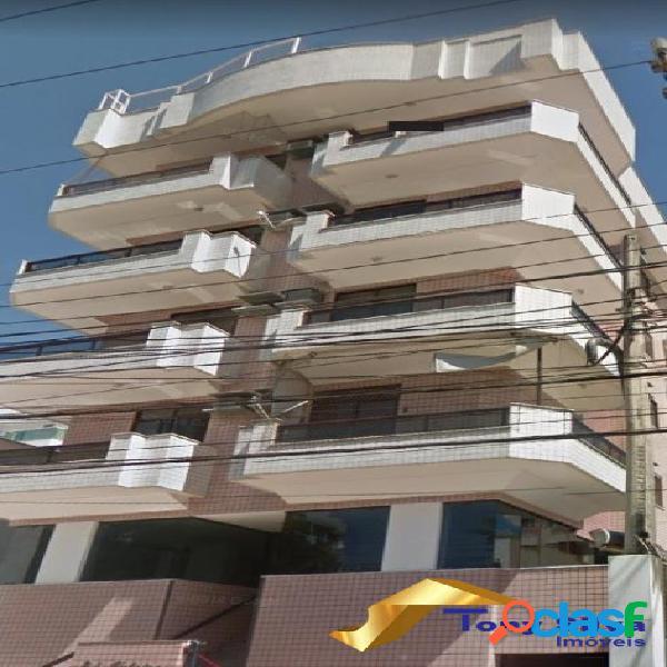 Excelente apartamento de 2 quartos no Centro de Cabo Frio
