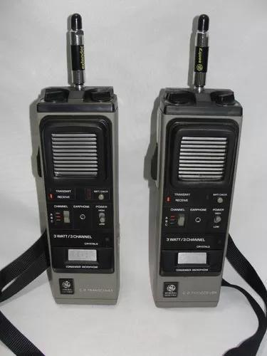 Antigo Radio Amador General Electric 3-5976a Anos 80