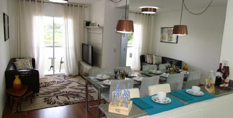Apartamento para Venda em Mogi das Cruzes, Vila Cintra, 2