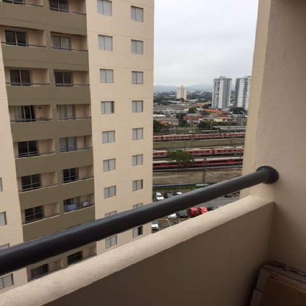 Apartamento para aluguel possui 65 metros quadrados com 3