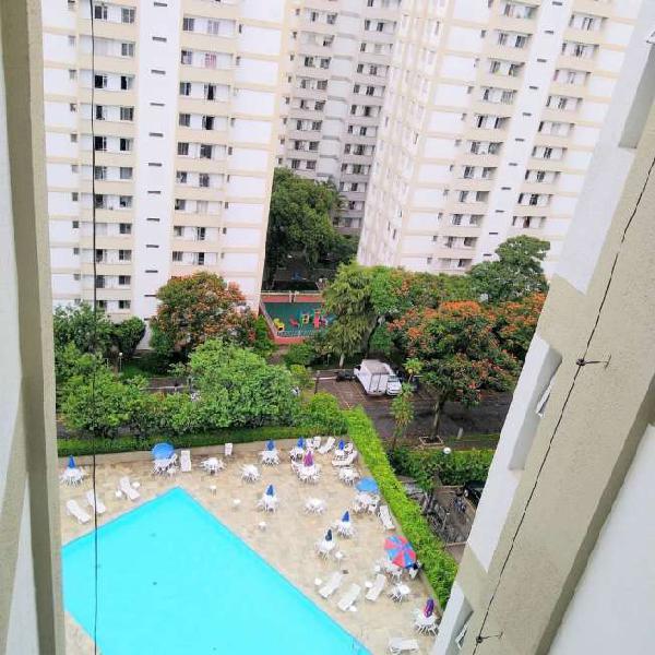 Apartamento para venda com 75 metros quadrados com 3 quartos