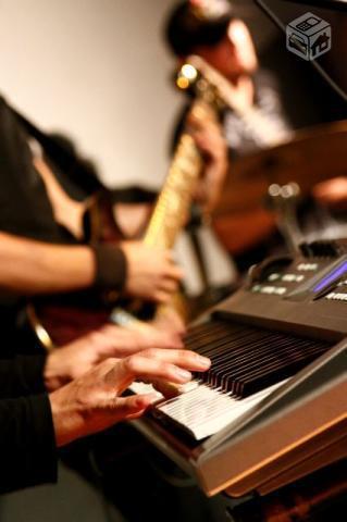 Aula particular de Piano e Sintetizador