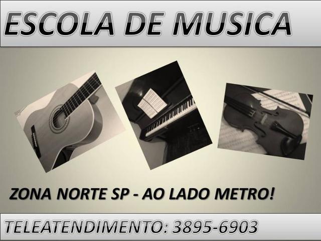 Aulas e Curso Violino Certificado Metrô Santana Carandiru