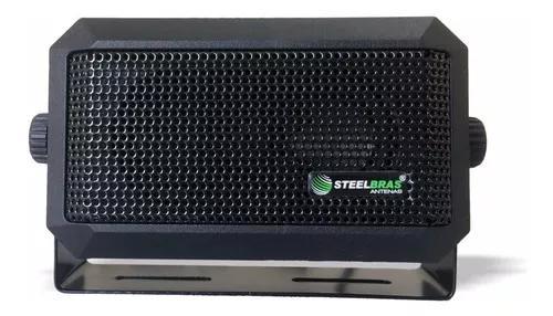 Caixa Acústica Para Rádio Comunicação Som De Qualidade