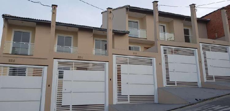 Casa nova 2 Dormitórios Parque Montreal Franco da Rocha -
