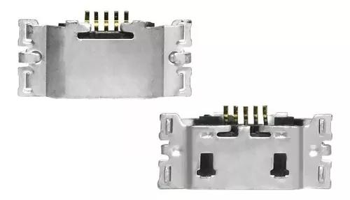 Kit 20 Conectores De Carga Motorola Moto G5 S Plus Xt1802