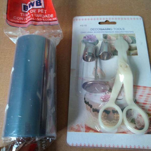 Kit para confeitaria