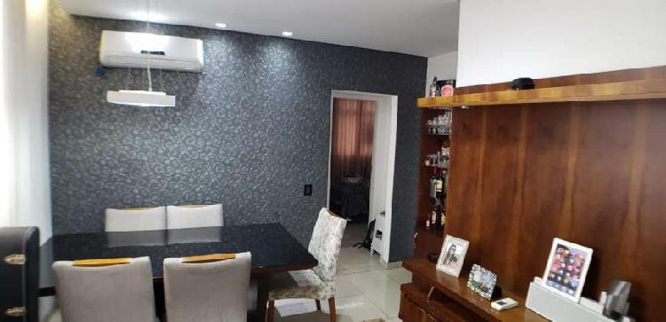 Lindo apartamento de 02 quartos com 01 suite e 02 vagas
