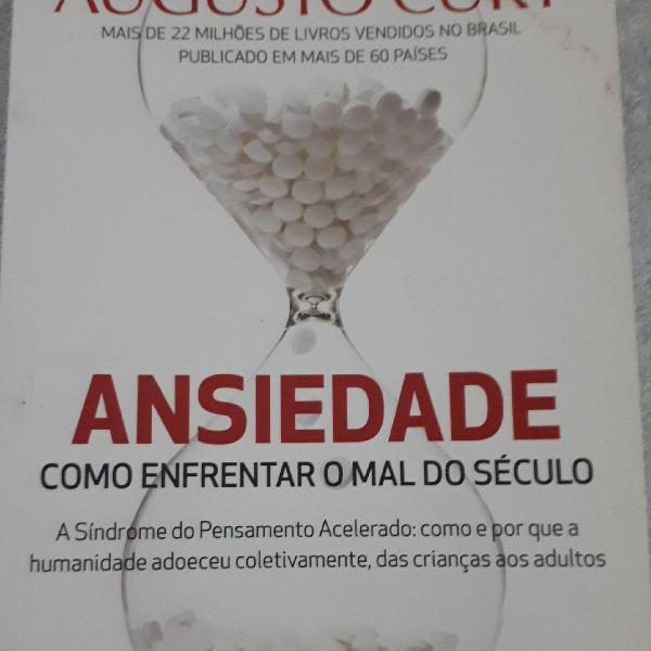 Livro Ansiedade
