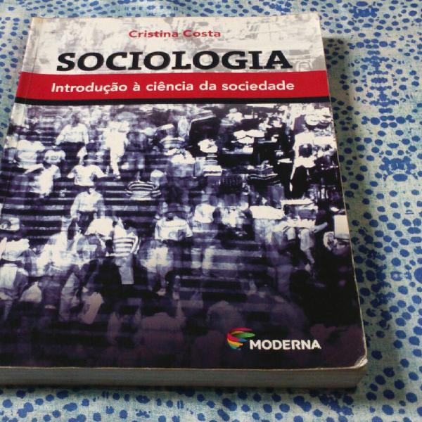 Livro Sociologia introduçao ciência da sociedade