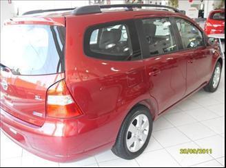 Nissan Grand Livina 1.8 S 16V Flex ano 2011/2012 0 KM.