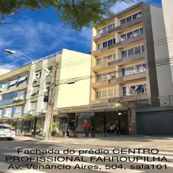 Sala - 100 mq. - Av. Venâncio Aires, Porto Alegre/RS