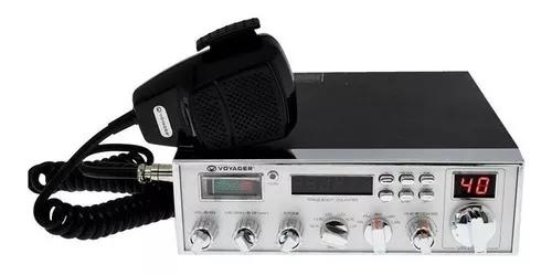 Voyager Px Vr-9900 480 Novo Caminhão Radio Amador Nf Usado