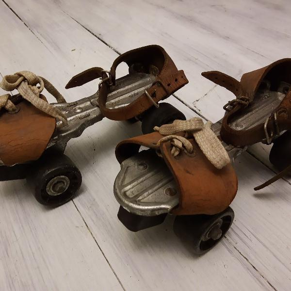 patins anos 50