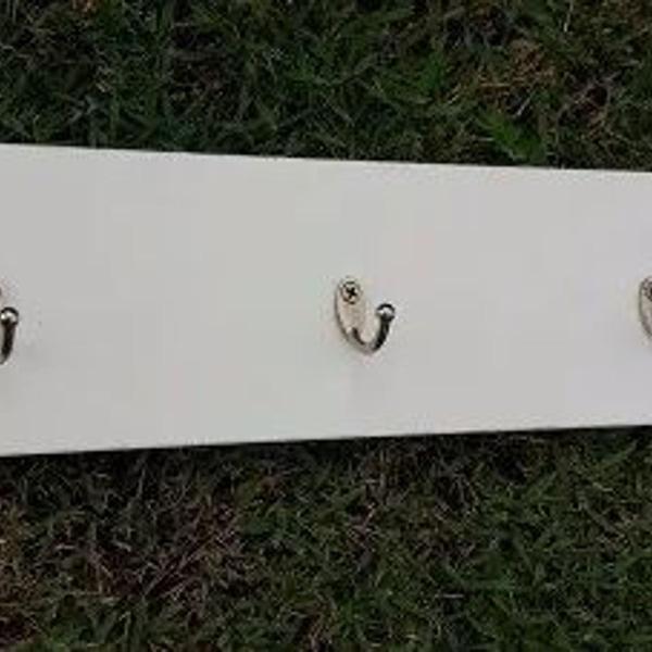porta chaves 8.0 para decoração com kit de instalação