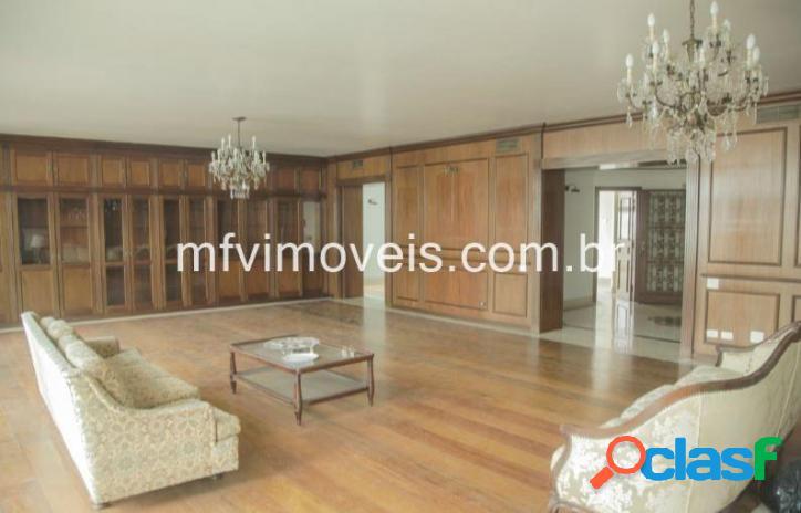 Apartamento 4 quartos à venda, aluguel na Al. Campinas -