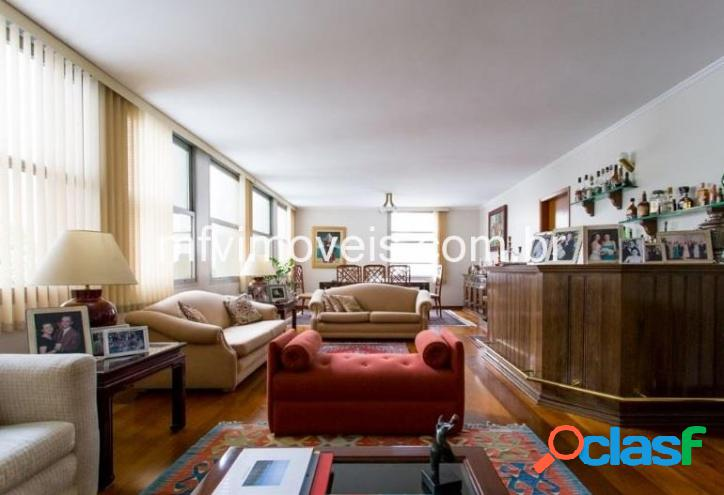 Apartamento 4 quartos à venda na Alameda Casa Branca -