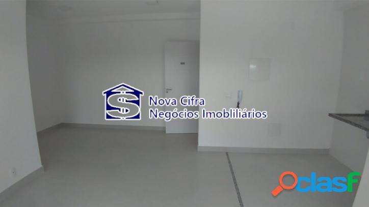 Apartamento Novo 2 Dormitórios (1 suíte) - Jd. Paraíso -