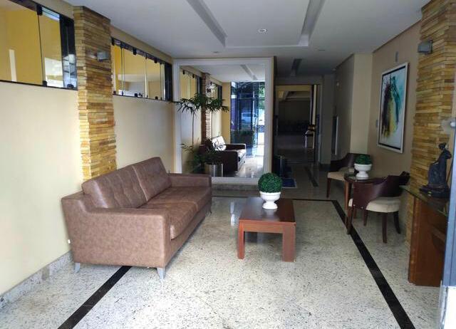 Apartamento para aluguel tem 92 metros quadrados com 3
