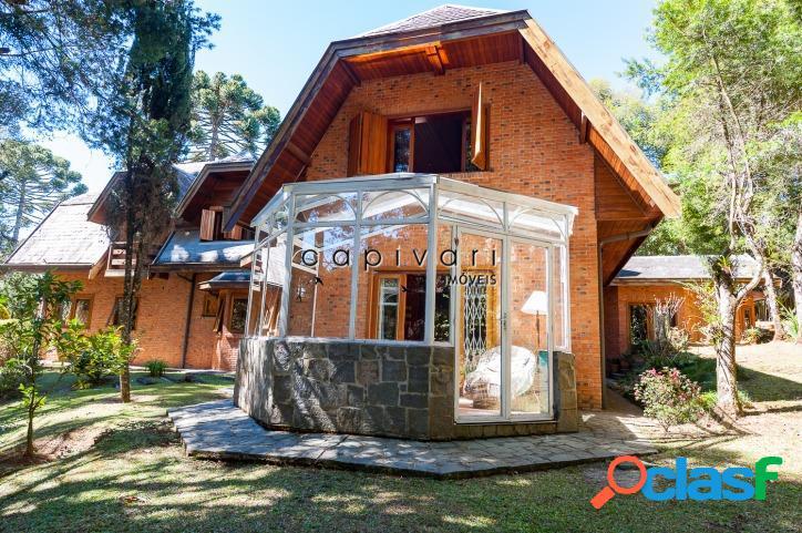 Casa a venda em condomínio fechado 6 suítes em Campos do