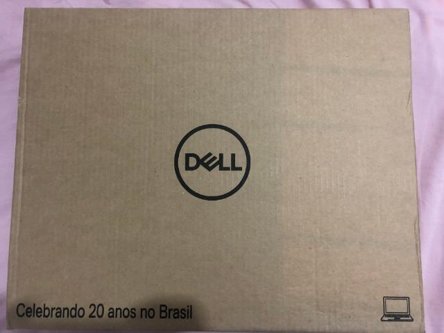 Notebook Dell Pentium dual core 4 giga 500 hd novo leiam