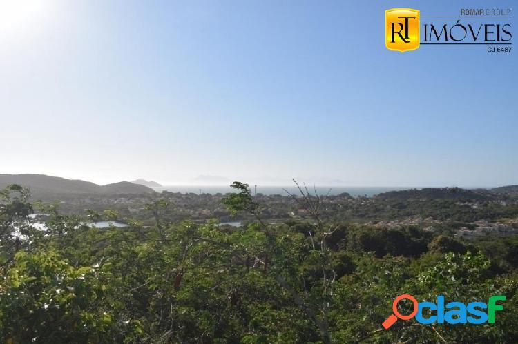 Terreno localizado na Ferradura c/ vista Mar !