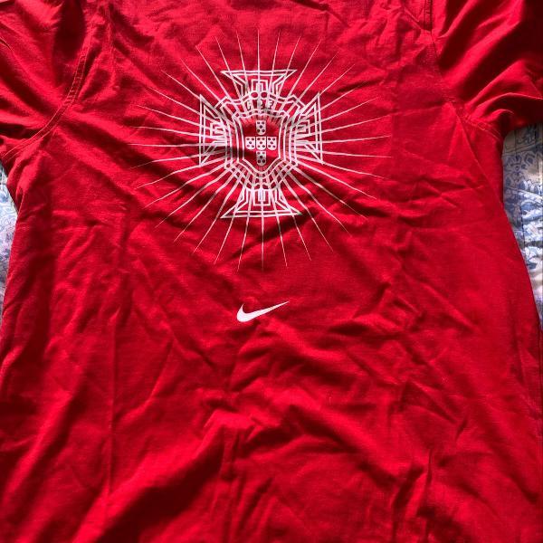 camisa nike seleção portugal tamanho g
