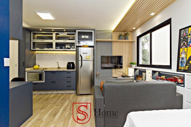 Apartamento 1 quarto 1 vaga para aluguel Mercês Curitiba PR