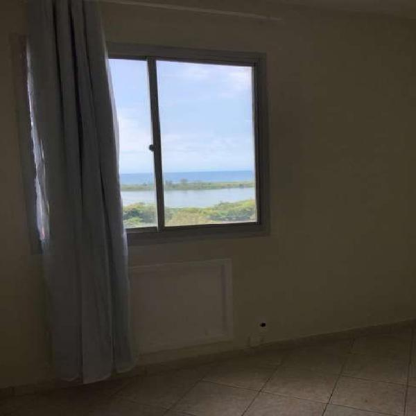 Apartamento com 2 Quartos, Linda Vista para o Mar e Lagoa na