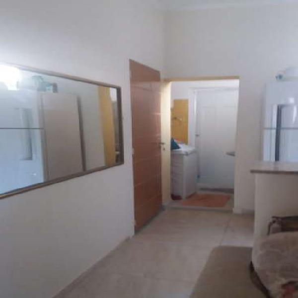 Apartamento lindíssimo conjugado 40 m² com 1 quarto amplo