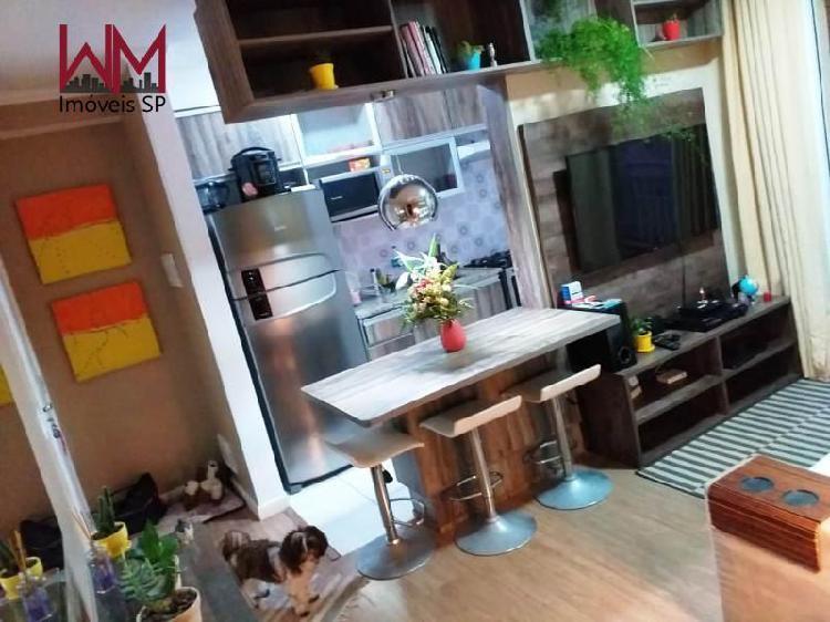 Apartamento para Venda em São Paulo, Vila das Belezas, 2