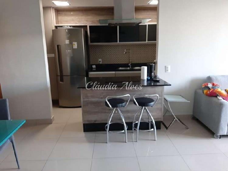 Apartamento para aluguel de 2 qtos todo mobiliado no P.Rosas