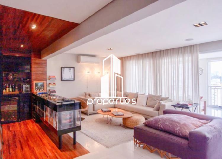 Apartamento para venda com 186 metros quadrados com 3