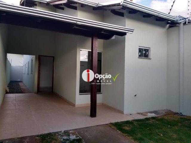 Casa com 3 dormitórios à venda, 104 m² por R$ 165.000,00