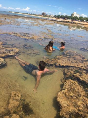 Casa para temporada na praia de Castelhanos-Anchieta-ES