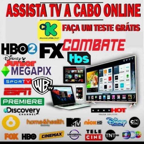LIBERO TODOS OS CANAIS DE TV FECHADO E ABERTO