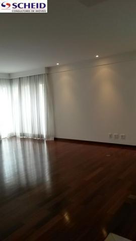 Lindo apto de 220m² na Vila Nova conceição, ar