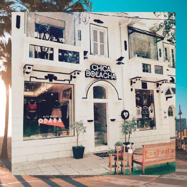 Ponto comercial da loja mais linda da cidade, no Moinhos de