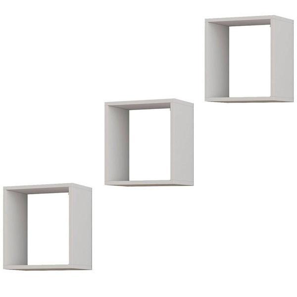 kit de nichos para banheiro para decoração com kit de