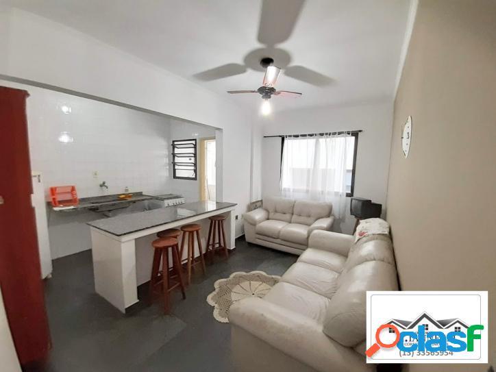 Apartamento 2 Dormitórios / Bairro Guilhermina, Praia