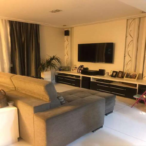 Apartamento, 3 dorms, 1 suite, 2 vagas de garagem- Alto da