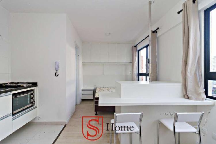 Apartamento Studio para aluguel no Centro em Curitiba PR