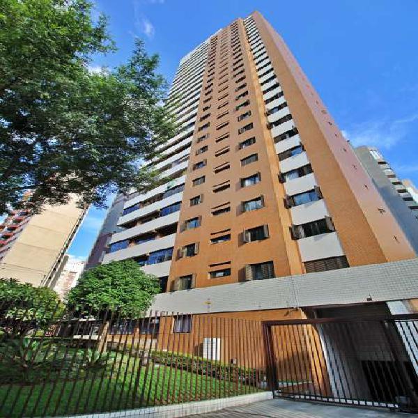 Apartamento para venda com 4 suítes e 3 vagas no Bigorrilho