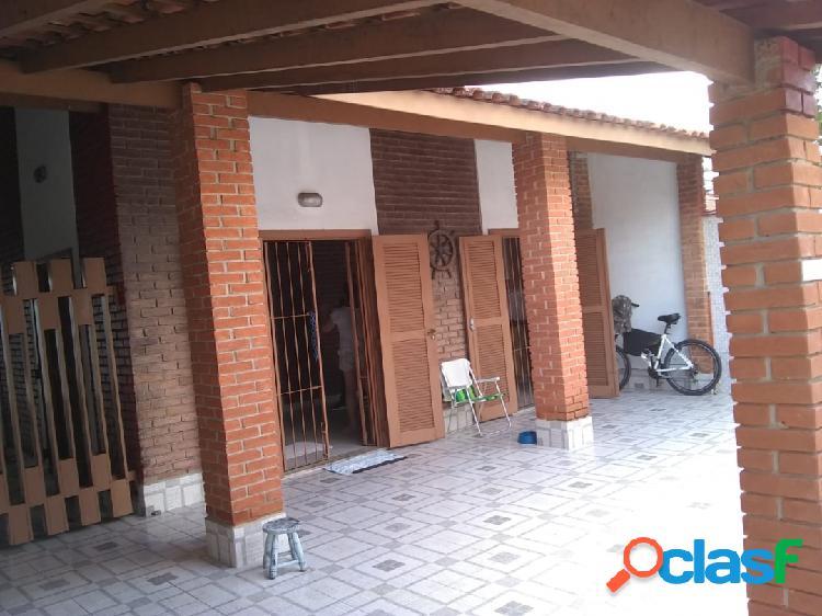 CASA 3 DORMITÓRIOS, SUÍTE-300 M DO MAR- SATÉLITE-PRÓX AO