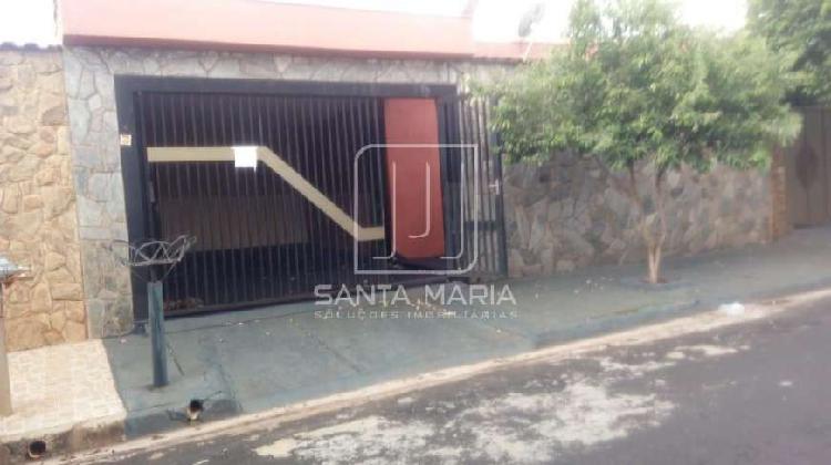 RIBEIRAO PRETO - Casa Padrão - QUINTINO FACCI II