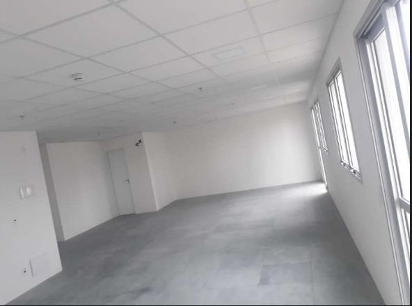 Sala/Conjunto para aluguel tem 80 metros quadrados em