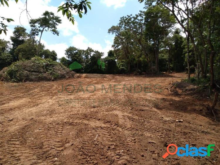 Terreno à venda no Condomínio Santa Maria do Laranjal,